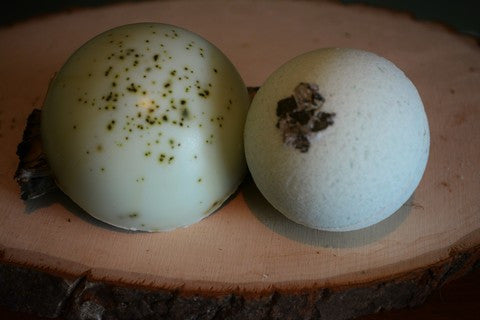 Sage Smudge Soap & Smudge Bomb Set - Wild Witchery