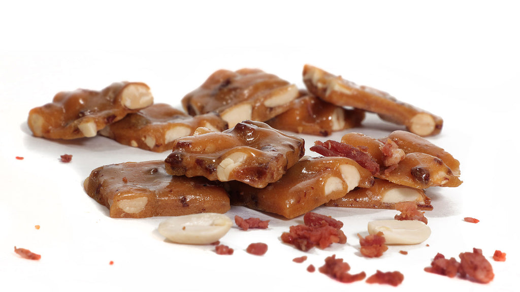 Brittle Bites - Bacon Peanut