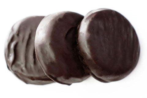 Peanut Butter Pucks (Dark Chocolate)
