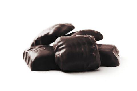 Double Dark Chocolate Caramels
