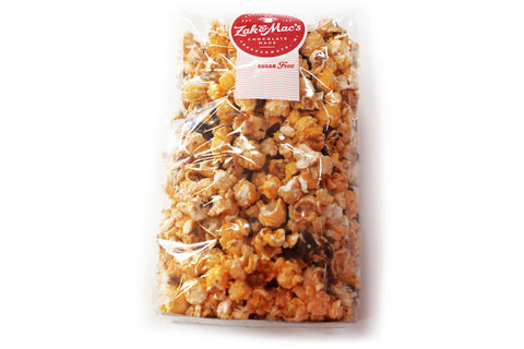 Sugar Free Chocolate Caramel Corn