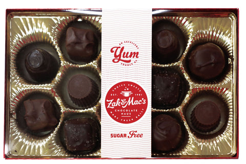 Sugar Free Assorted Chocolate Box