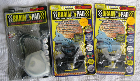Brain Pad Protective Mouthguards