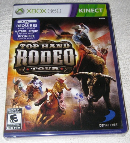 Top Hand Rodeo Tour (XBox 360 Kinect)