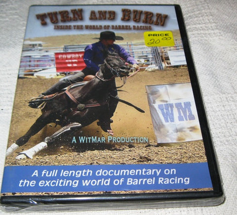 Turn and Burn - Inside The World Of Barrel Racing