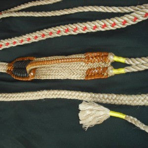 Offset Brazilian Poly Rope