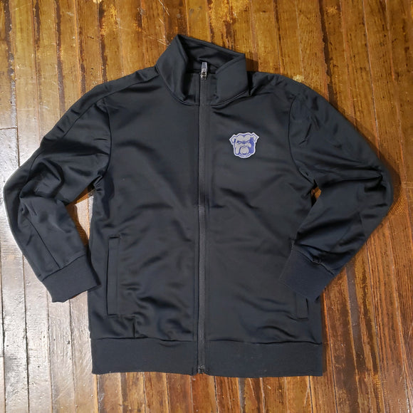 Youth Bulldog Sport-Tek Track Jacket