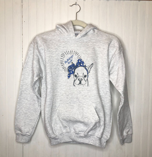 Bulldogs Rock! Sweatshirt
