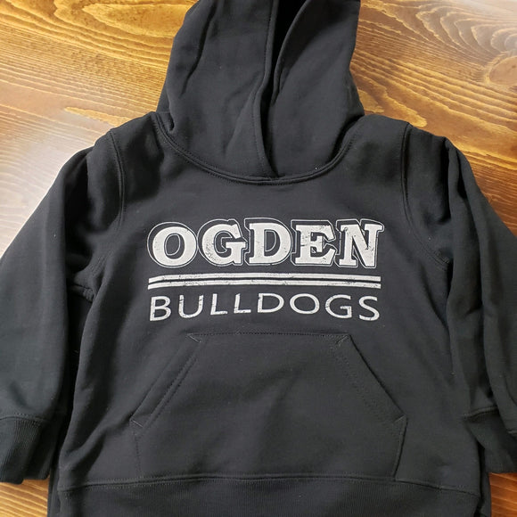 Ogden Bulldog Toddler Sweatshirt