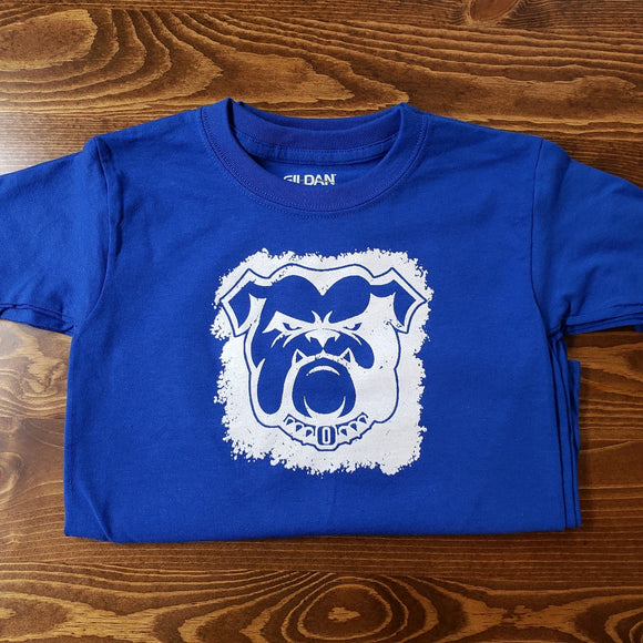 Bulldog Short Sleeve Tee