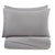 Gray Glacial Bed Sheets Set