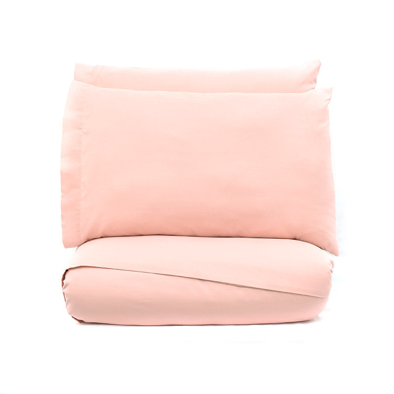 Pink Fullura Sheet Set