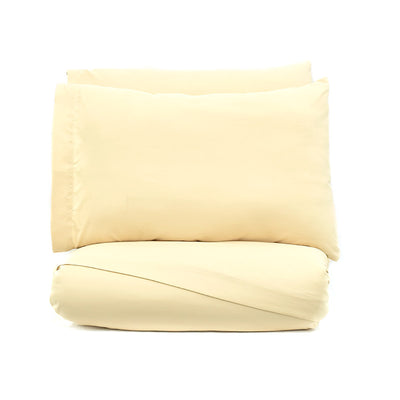 Beige Bed sheets, Guarantee*