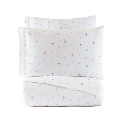Butterflies Microfiber Sheet Set