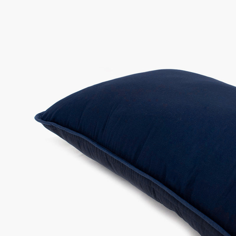Basic Pillow Sham Blue, Guarantee*