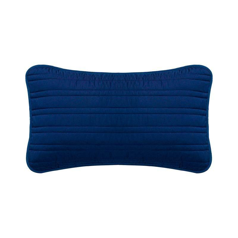 Basic Pillow Sham Blue Guarantee* Free Shipping
