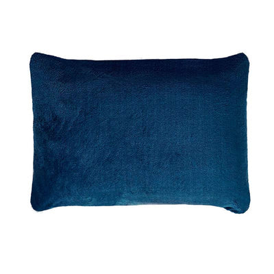 SHERPA ALPS PILLOW CASE BLUE