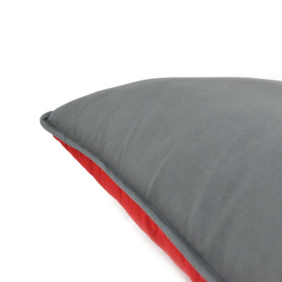 Red Standard Pillow Sham