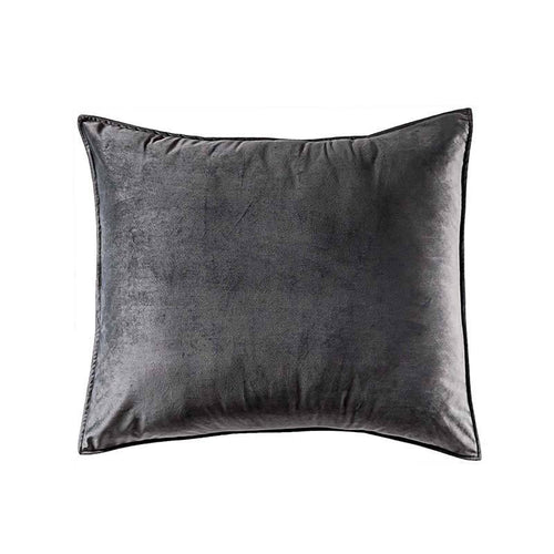 GREY PILLOW CASE