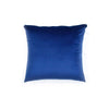 Velvet Blue DecorativeThrow Pillow Cover