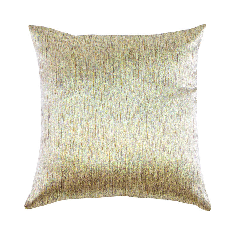 THROW PILLOW GOLD
