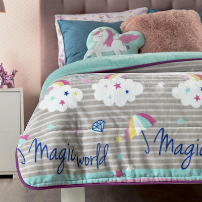 Winter Bed Cover Sweet
