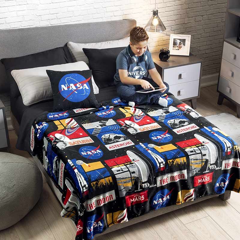 Space Light Blanket