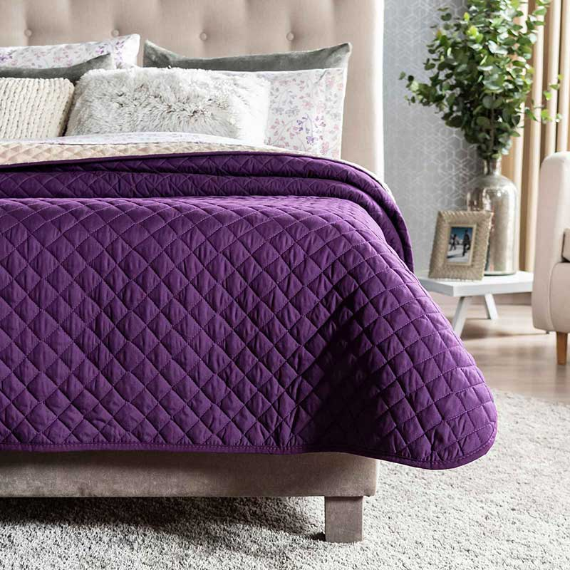 Purple blanket, Smart termic technology