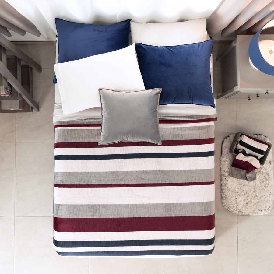 Oxford Fleece Blanket