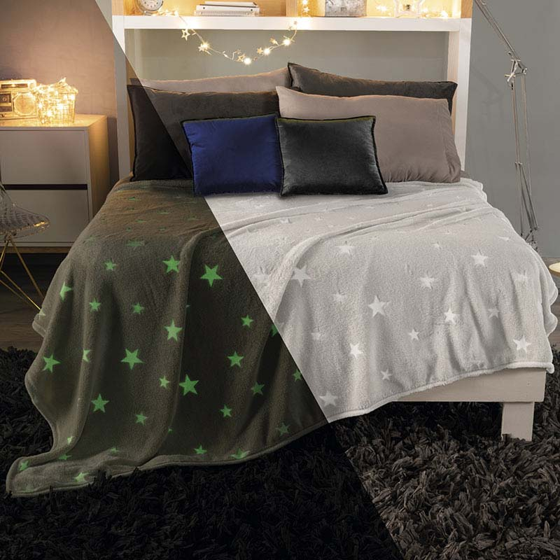Shinning Stars Blanket for girls