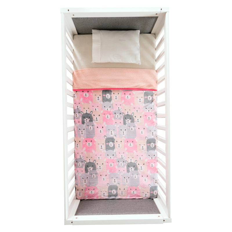 Bed Cover Baby Siberia Baby Crib Bears