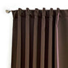 Cocoa Blackout Curtains