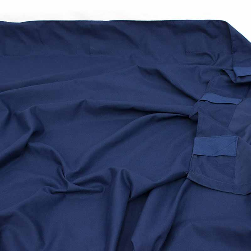 Navy Blue Curtain Panels