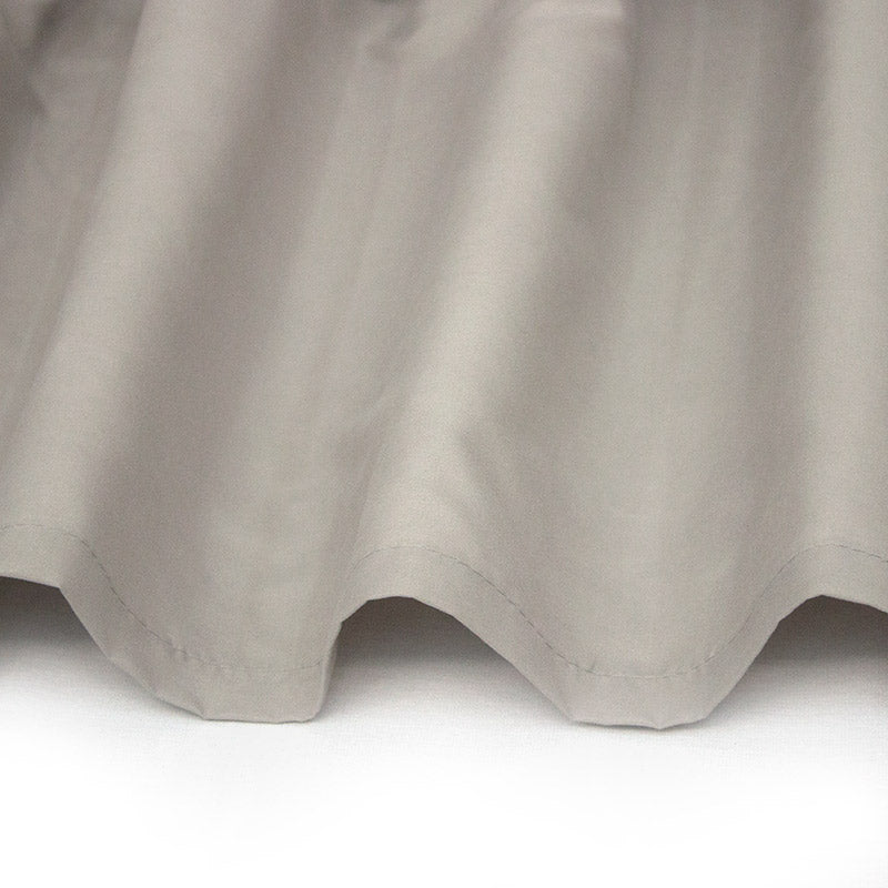Viasoft Curtains Gray - Clearance