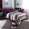 Reversible Comforter Set Oxford Guarantee* Free Shipping