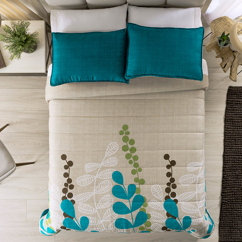 Tulum Beach Bedspread Set