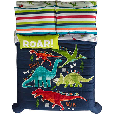 Rex Reversible Comforter Set