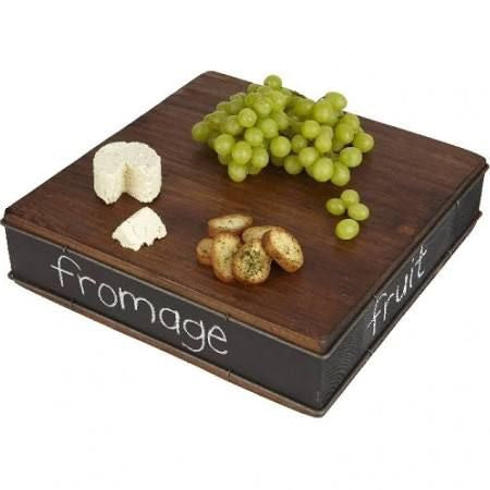 Chalk Block Serving Board
