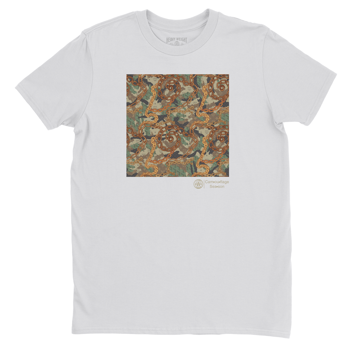 Camoseason Chain Gang tee