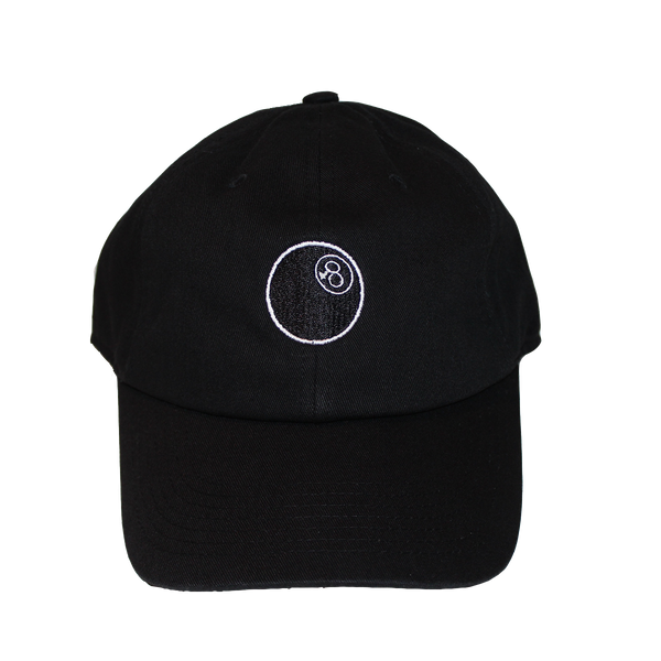 W8 BALL DAD HAT