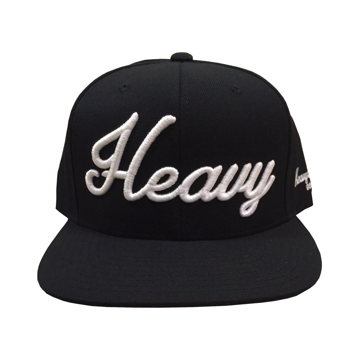 WEIGHT SNAPBACK (BLACK)