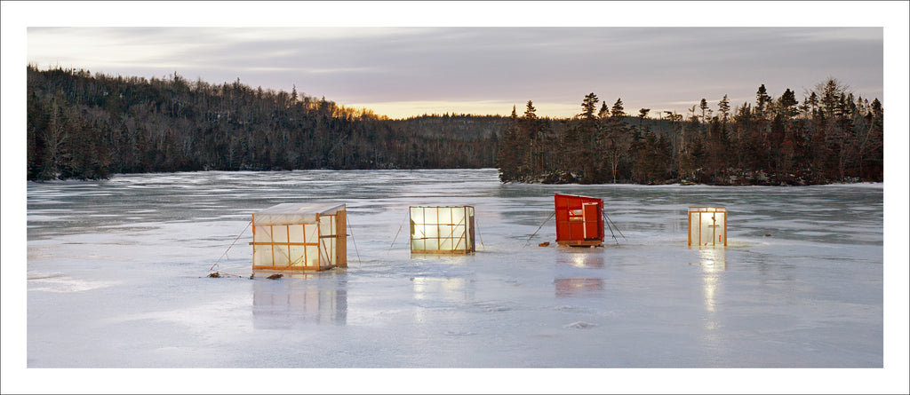 Ice Village # 97, Oyster Pond, Atlantic Ocean, Nova Scotia, Canada, 2015 | © 2007-2016 Richard Johnson Photography Inc. | richardjohnsongallery.com