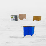 Ice Village # 107, McLeods, Chaleur Bay, New Brunswick, Canada, 2015