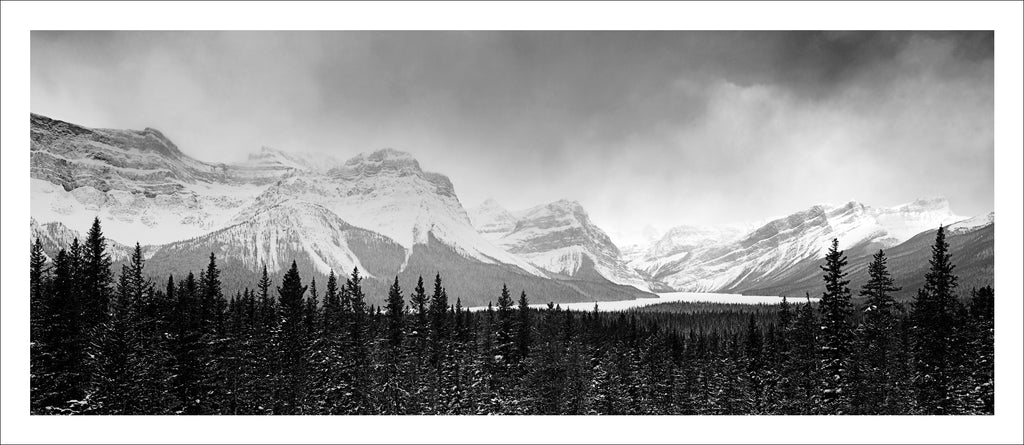 Ice Fields Parkway # 7, Alberta, Canada, 2011 | © 2007-2016 Richard Johnson Photography Inc. | richardjohnsongallery.com