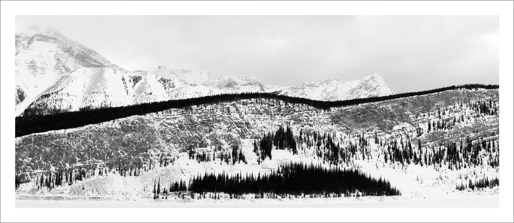 Ice Fields Parkway # 8, Alberta, Canada, 2011 | © 2007-2016 Richard Johnson Photography Inc. | richardjohnsongallery.com
