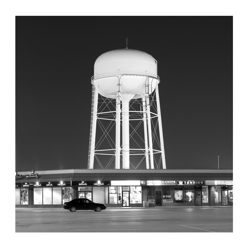 Davis Tank # 1, Newmarket, Ontario, Canada, 2008 | Limited Edition Archival Photograph | © 2007-2016 Richard Johnson Photography Inc. | richardjohnsongallery.com
