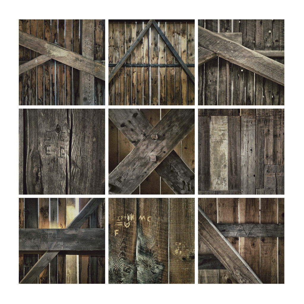 Passion # 1, Covered Bridge #04,#11,#13 | #20,#10,#05 | #17,#12,#16, Vermont, 2012 | Limited Edition Archival Photograph | © 2007-2016 Richard Johnson Photography Inc. | richardjohnsongallery.com