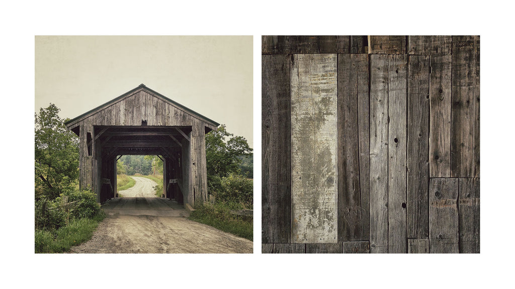 Portal of Passion # 5, Scribner, Date Unknown, Johnson, Vermont, USA, 2012 | Limited Edition Archival Photograph | © 2007-2016 Richard Johnson Photography Inc. | richardjohnsongallery.com