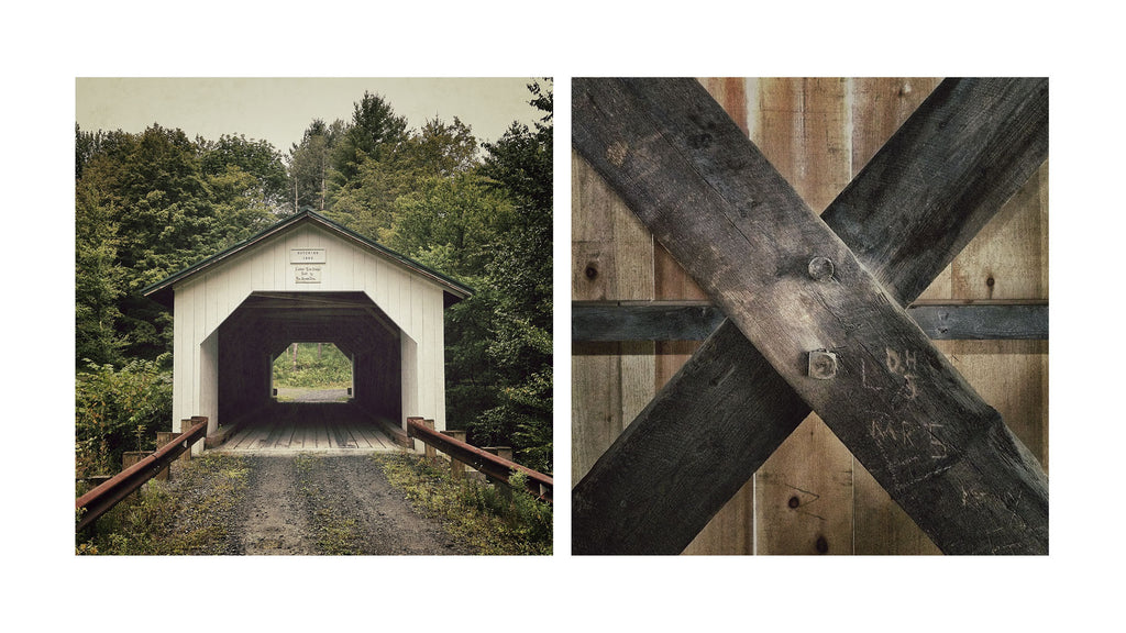 Portal of Passion # 6, Hutchins, 1883, Montgomery, Vermont, USA, 2012 | Limited Edition Archival Photograph | © 2007-2016 Richard Johnson Photography Inc. | richardjohnsongallery.com