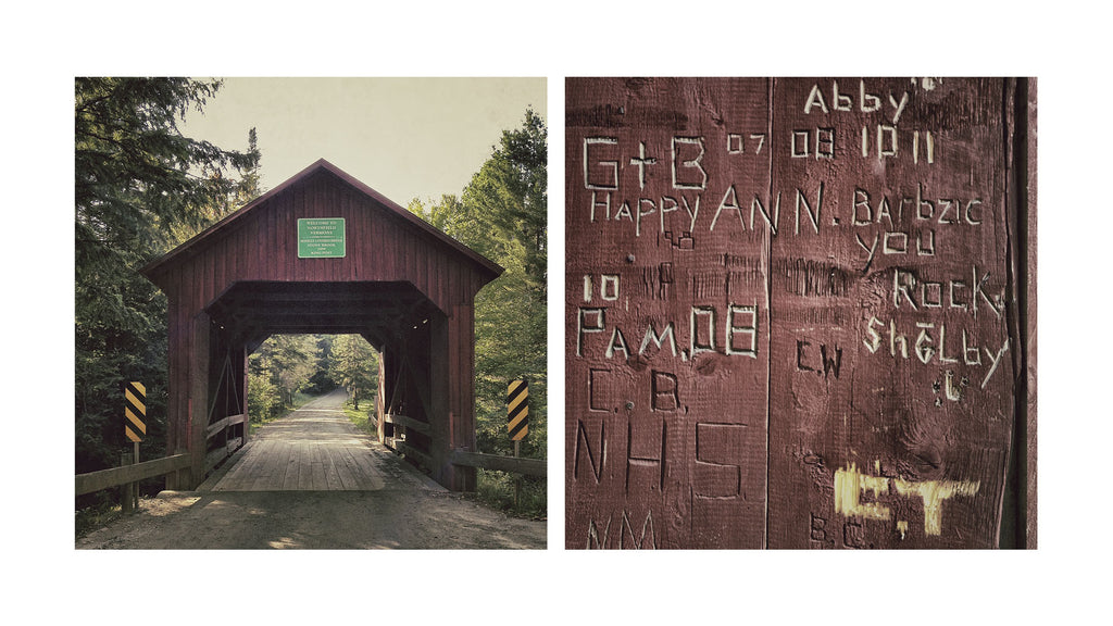 Portal of Passion # 18, Moseley, 1899, Northfield, Vermont, USA, 2012 | Limited Edition Archival Photograph | © 2007-2016 Richard Johnson Photography Inc. | richardjohnsongallery.com